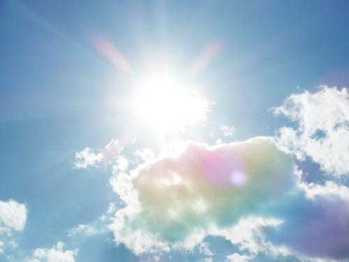 紫外線と太陽